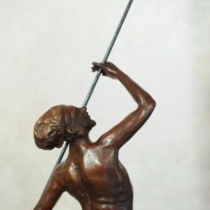 Chirone - Scultura in bronzo realizzata dal maestro Alessandro Romano